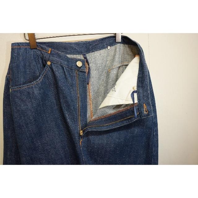 iriver(アイリバー)のLEVIS REDリーバイス 袴デニム デニムパンツ ワイドパンツ 1112J▲ メンズのパンツ(デニム/ジーンズ)の商品写真