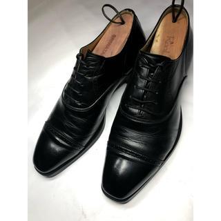 グリーンレーベルリラクシング(green label relaxing)の【美品】グリーンレーベルリラクシング 25.5センチ 革靴(ドレス/ビジネス)