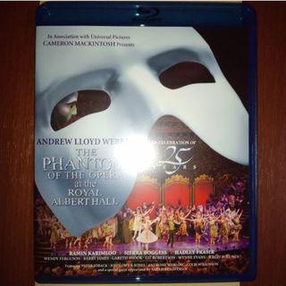 ユニバーサルエンターテインメント(UNIVERSAL ENTERTAINMENT)のオペラ座の怪人 25周年記念公演 in ロンドン blu-ray (舞台/ミュージカル)