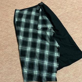 スコットクラブ(SCOT CLUB)の【Mサイズ】巻スカート(ロングスカート)