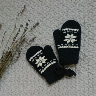 MUJI (無印良品) - 未使用 ベビー手袋