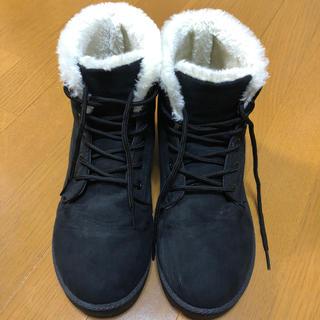 ショートブーツ 25.0cm(ブーツ)