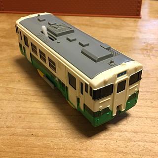 トミー(TOMMY)のプラレール JR  キハ40 東北地域本社色 廃盤品(電車のおもちゃ/車)
