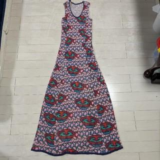 イッセイミヤケ(ISSEY MIYAKE)の新品☆イッセイミヤケ☆ワンピース ドレス(ロングワンピース/マキシワンピース)