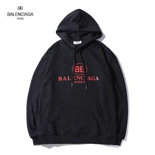 Balenciaga - 「2枚9000円送料込み」バレンシアガBALENCIAGAパーカーXLサイズ