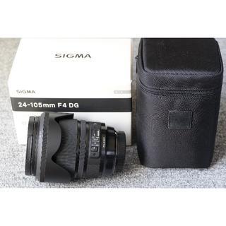 SIGMA - Sigma ズームレンズ24-105mm f4 DG OS HMSSA