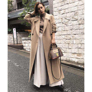 アメリヴィンテージ(Ameri VINTAGE)のAmeri VINTAGE LITTLE FLARE LONG COAT(ロングコート)