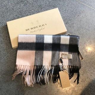 BURBERRY - Burberry マフラー ストール