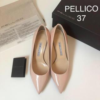 PELLICO - 新品 未使用 ★ ペリーコ アンドレア パテントパンプス