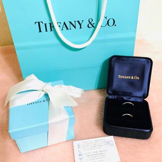 ティファニー(Tiffany & Co.)の美品✨TIFFANY&Co. ティファニー✨pt950 ペアリング(リング(指輪))