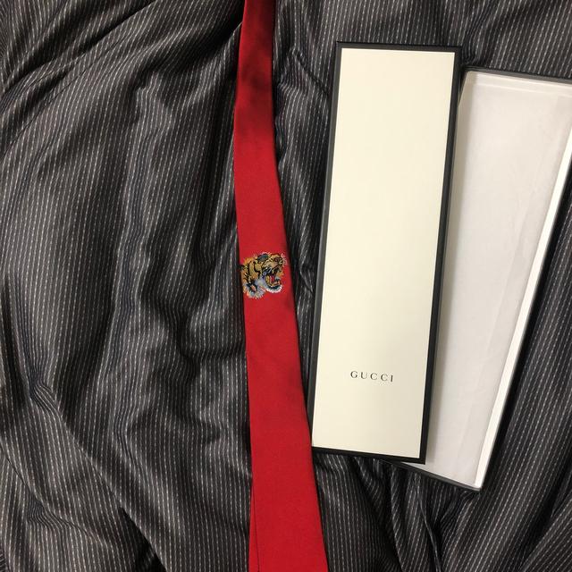 Gucci(グッチ)のグッチ ネクタイ メンズのファッション小物(ネクタイ)の商品写真