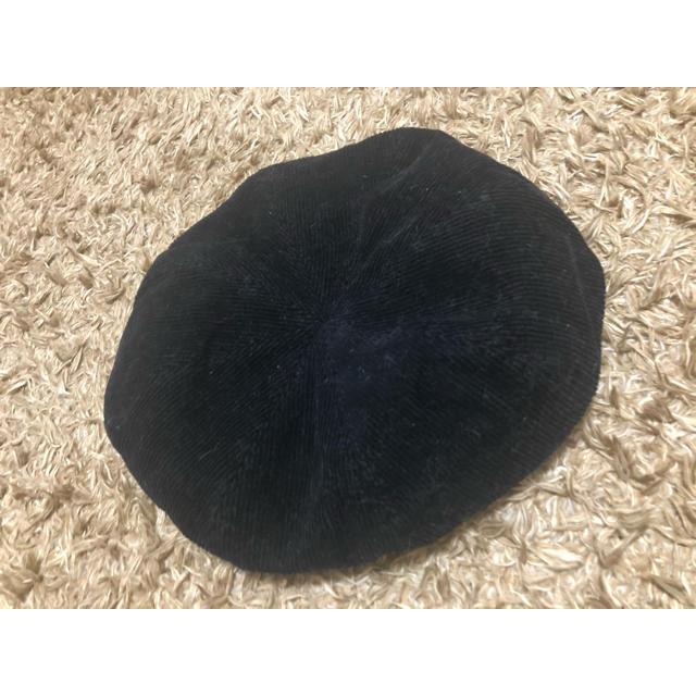 earth music & ecology(アースミュージックアンドエコロジー)のベレー帽 レディースの帽子(ハンチング/ベレー帽)の商品写真