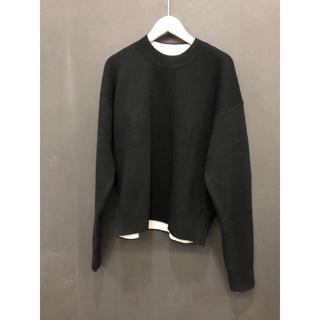 """ディオール(Dior)のDior 2019/20AW新作 """"J'adior 8"""" 刺繍入り セーター(ニット/セーター)"""