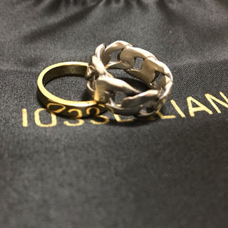 IOSSELLIANI - IOSSELLIANI Classic Ring
