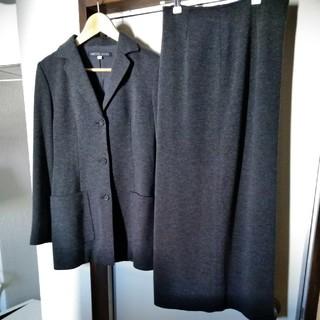 MK MICHEL KLEIN - 美ライン 美品 定価5万円超え MK セットアップ スーツ