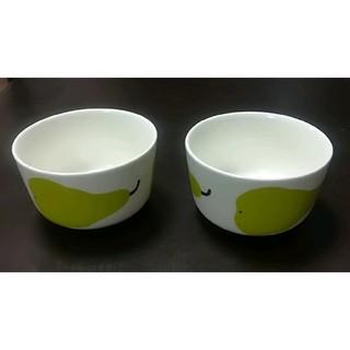 marimekko - 新品 マリメッコ ボウル 2個 パーリナ グリーン 北欧 食器 小鉢 茶碗