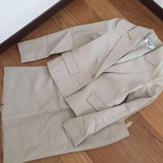 ナチュラルビューティーベーシック(NATURAL BEAUTY BASIC)のNBB ウール地スーツ(スーツ)
