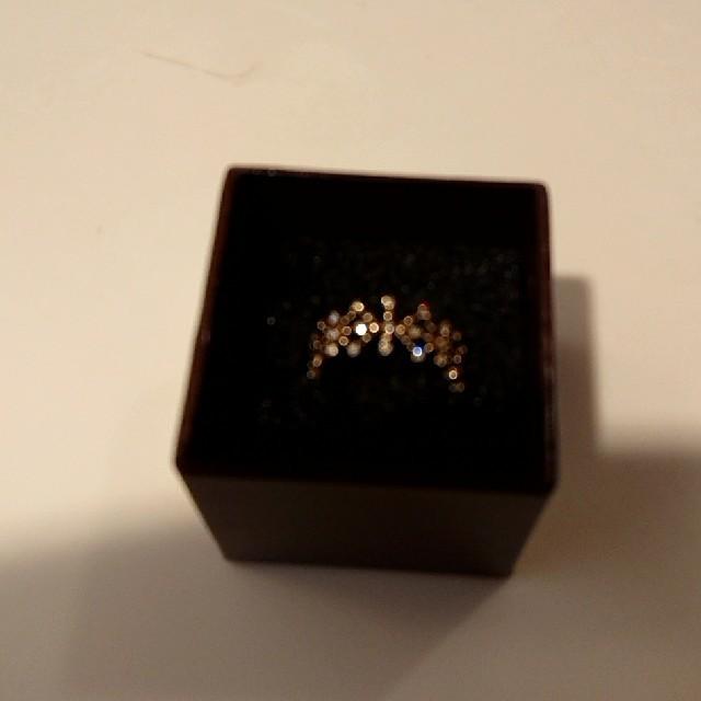 agete(アガット)の10日までお値下げ アガット agete ダイヤリング レディースのアクセサリー(リング(指輪))の商品写真