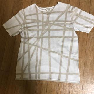 エルメス(Hermes)のエルメス リボン T シャツ(Tシャツ(半袖/袖なし))