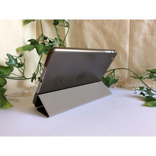 薄型軽量 iPad mini/mini2/mini3 ブラック スマートケース