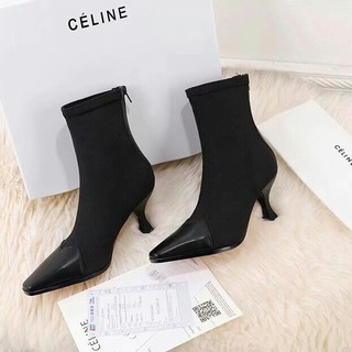 celine - celine ブーツ 美品