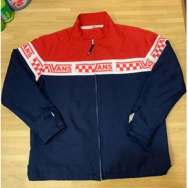 VANS(ヴァンズ)のvans BMX ジャケット メンズのジャケット/アウター(ナイロンジャケット)の商品写真