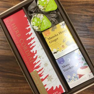 セイカツノキ(生活の木)の【クリスマスプレゼンに❣️】生活の木 箱付き クリスマスハーブギフト(その他)