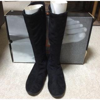アルコペディコ(ARCOPEDICO)のARCOPEDICO アルコペディコ ロングブーツ 24.0 (サイズ37)  (ブーツ)