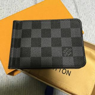 LOUIS VUITTON - マネークリップ 二つ折財布  新品未使用 11月19日まで!