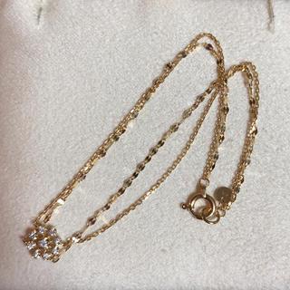 Vendome Aoyama - 美品 ヴァンドーム青山 k18 ブレスレット ダイヤモンド