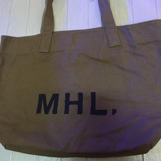 MHL トートバッグ
