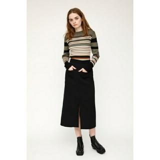 SLY - slyフロントスリットスカート