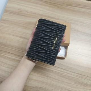miumiu - 人気推薦 小銭入れ 財布
