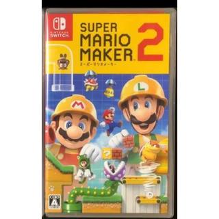 Nintendo Switch - マリオメーカー2。