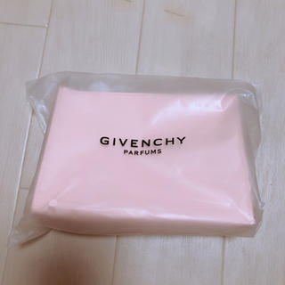 GIVENCHY - GIVENCHY ジバンシィ ポーチ ノベルティ 非売品 ピンク