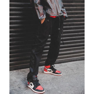 FEAR OF GOD - mnml BAGGY TRACK SWEATPANTS