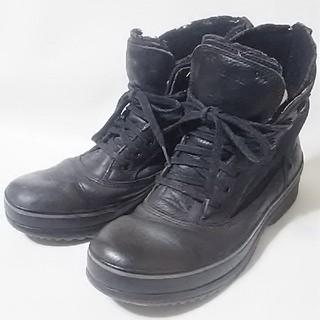 ソレル(SOREL)の 希少ビンテージ!ソレル高級トレッキングブーツ最強アウトドア!希少黒29cm  (ブーツ)