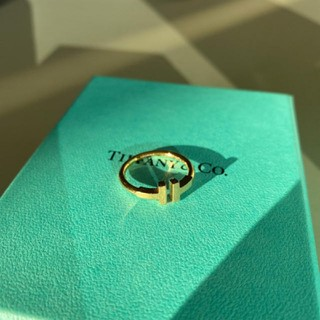 Tiffany & Co. - ティファニー Tワイヤーリング