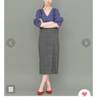 KBF - サロペットスカート