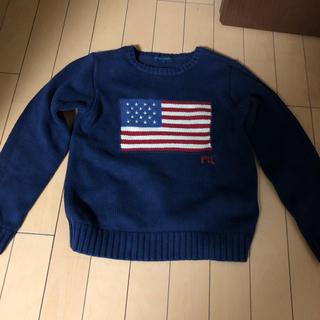 Ralph Lauren - ラルフローレン❤️ニット❤️国旗❤️