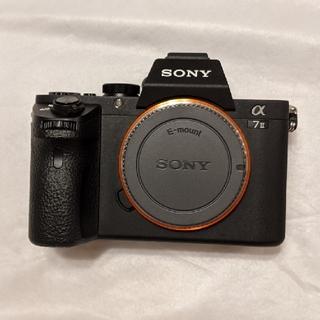 SONY - デジタル一眼カメラ α7Ⅱ ILCE-7M2 ボディ/予備バッテリー/5年保証