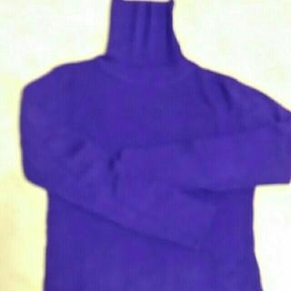 タートルネックセーター(ニット/セーター)