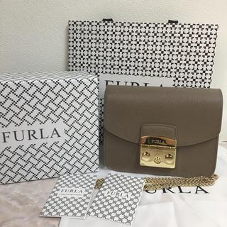 Furla - 🌟クリスマス早割セール フルラMETROPOLIS チェーンショルダーバッグ