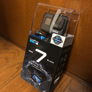GoPro - GoPro Hero7 black 新品未使用
