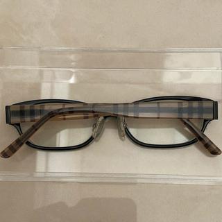 BURBERRY - バーバリー メガネ 中古品 正規品