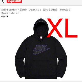 Supreme - 【新品未使用】supreme × NIKE hooded sweatshirt