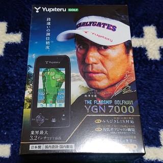 ユピテル(Yupiteru)のユピテル 最新 ゴルフ GPSナビ YGN7000 新品未開封(その他)