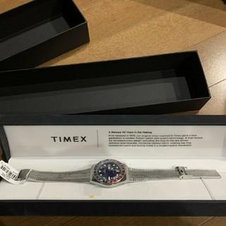 タイメックス(TIMEX)のKS358様専用正規品 国内数量限定 タイメックス Qウォッチ(腕時計(アナログ))