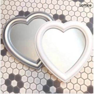 Kastane - ラティス lattice ハートミラー