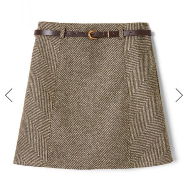GRL(グレイル)のスカート ベルト付き GRL レディースのスカート(ミニスカート)の商品写真